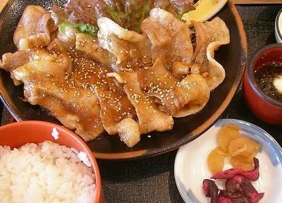 buta no shogayaki