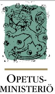 Opetusministeriön logo