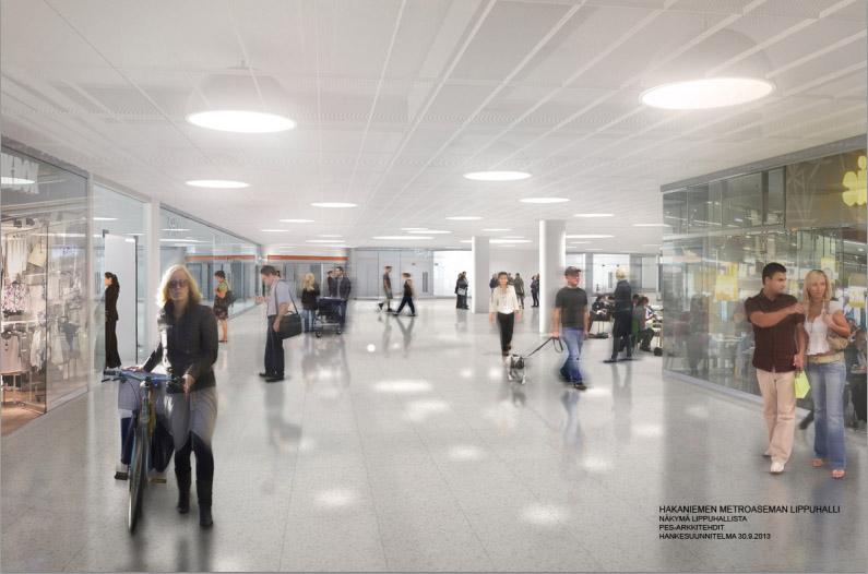 hakaniemi-metroasema-lippuhalli-hkl-siltasaarenkatu