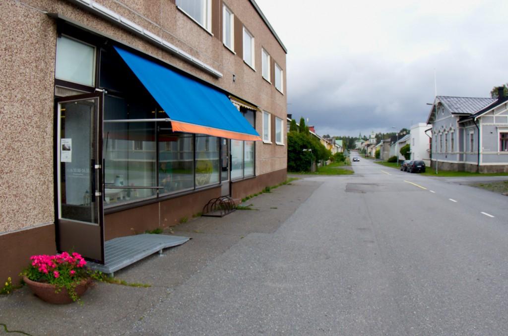 Autioituneet keskisuuret kaupungit ovat Suomen maaseudun menetetty tulevaisuus. Kuvalähde.
