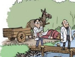 Apotti voi koitua uhkaksi terveydenhoidolle